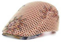 Модель №196 Женская кепка-коппола