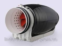 Тихий канальный вентилятор Binetti FDS-150 , вентилятор шумоизолированнный купить в Одессе