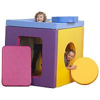 Детский игровой куб Гулливерчик, фото 1