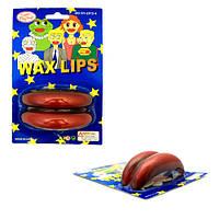 Прикол Губы Wax Lips