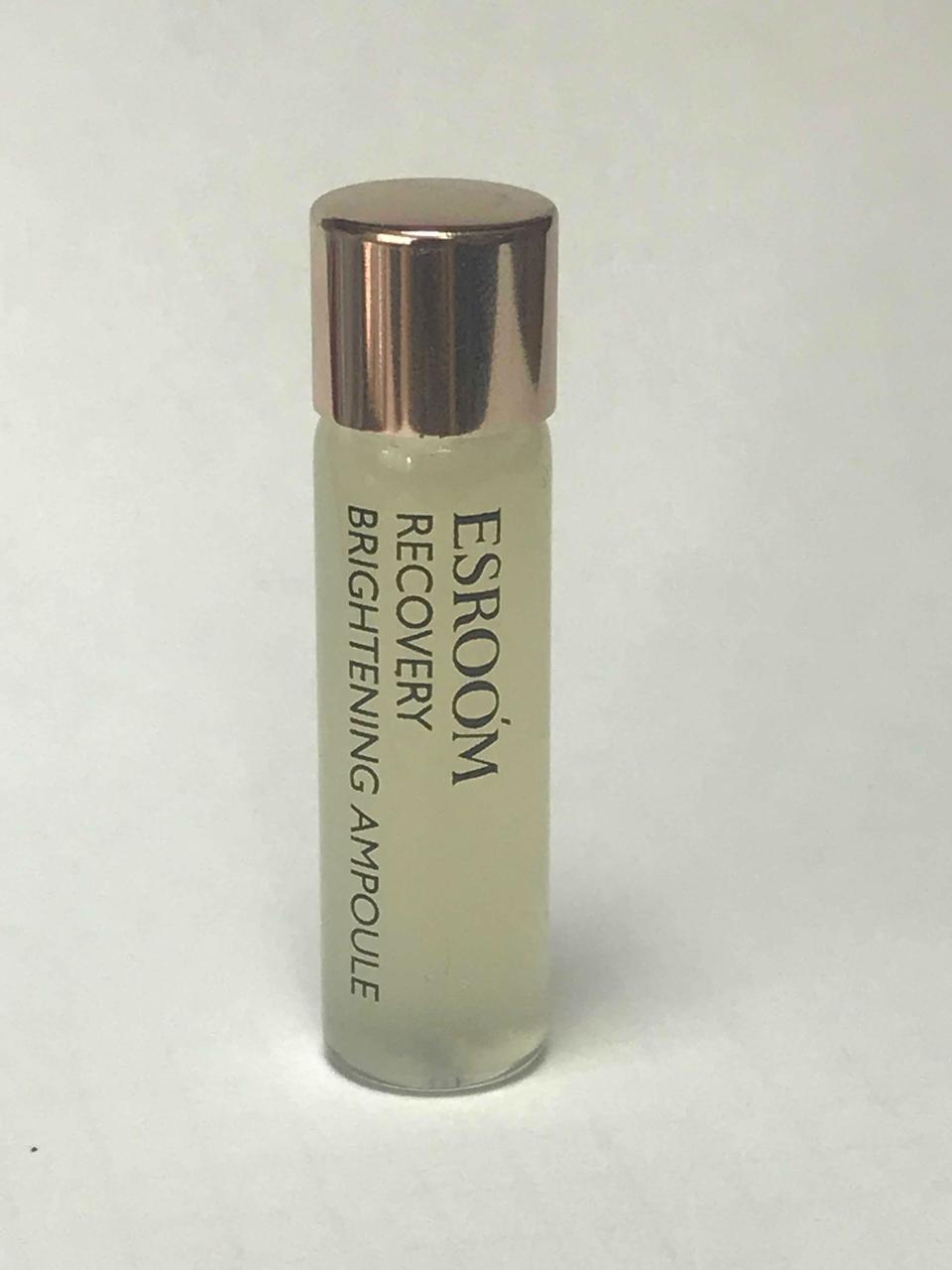 Ампула восстанавливающая регенеративная Esroom Regenerating Ampoule (Anti-wrinkle product) 2.5мл