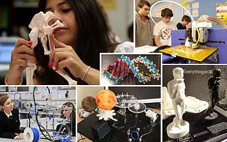 Дитячий виїзний семінар на тему 3D сканування та друк