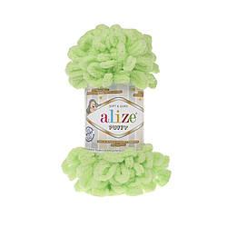 Пряжа фантазийная Alize Puffy № 41