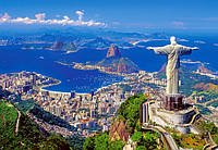 Пазл Сastorland на 1000 элементов Рио де Женейро, фото 1