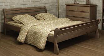 Дерев'яне ліжко Верона сосна 160х200