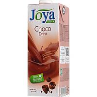 Напиток соевый ультрапастеризованный шоколадный Joya 1л