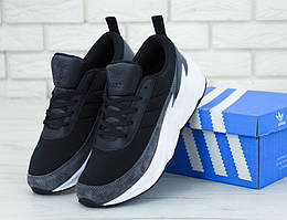 Кроссовки Adidas Sharks Black Grey