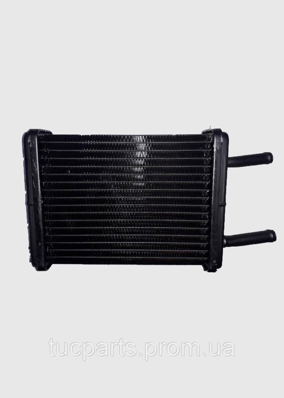 Радиатор  отопителя(печка)  Газель  (18 MM) 3 ряд