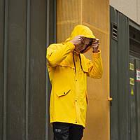 """Плащ мужской  до +10* С / куртка осенне-весенняя """"Jack"""" yellow, фото 1"""