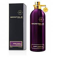 Парфюмированная вода Montale Dark Purple 100 мл женская