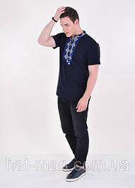Чоловічі футболки-вишиванки