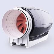 Вытяжной вентилятор Binetti FDS-200 , вентилятор шумоизолированнный купить в Одессе