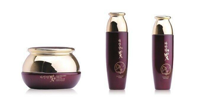 Крем с растительными стволовыми клетками Daandan Bit Premium Hanbang Cream 50 мл
