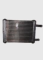 Радиатор  отопителя(печка)  Волга 1(16 mm) 2 ряд