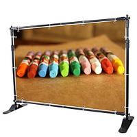 Фоновый стенд Press-Wall 300х300 см