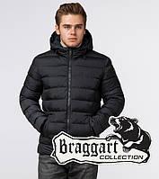 Braggart Aggressive 18680   Зимняя мужская куртка графит, фото 1