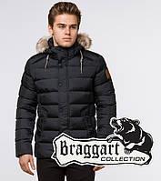 Braggart Aggressive 16115   Мужская зимняя куртка графит