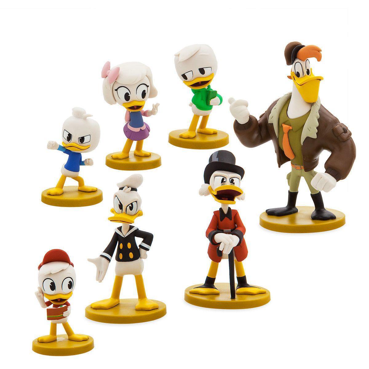 Набор фигурок Утиные истории Дисней Disney