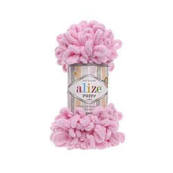 Пряжа фантазийная Alize Puffy № 185
