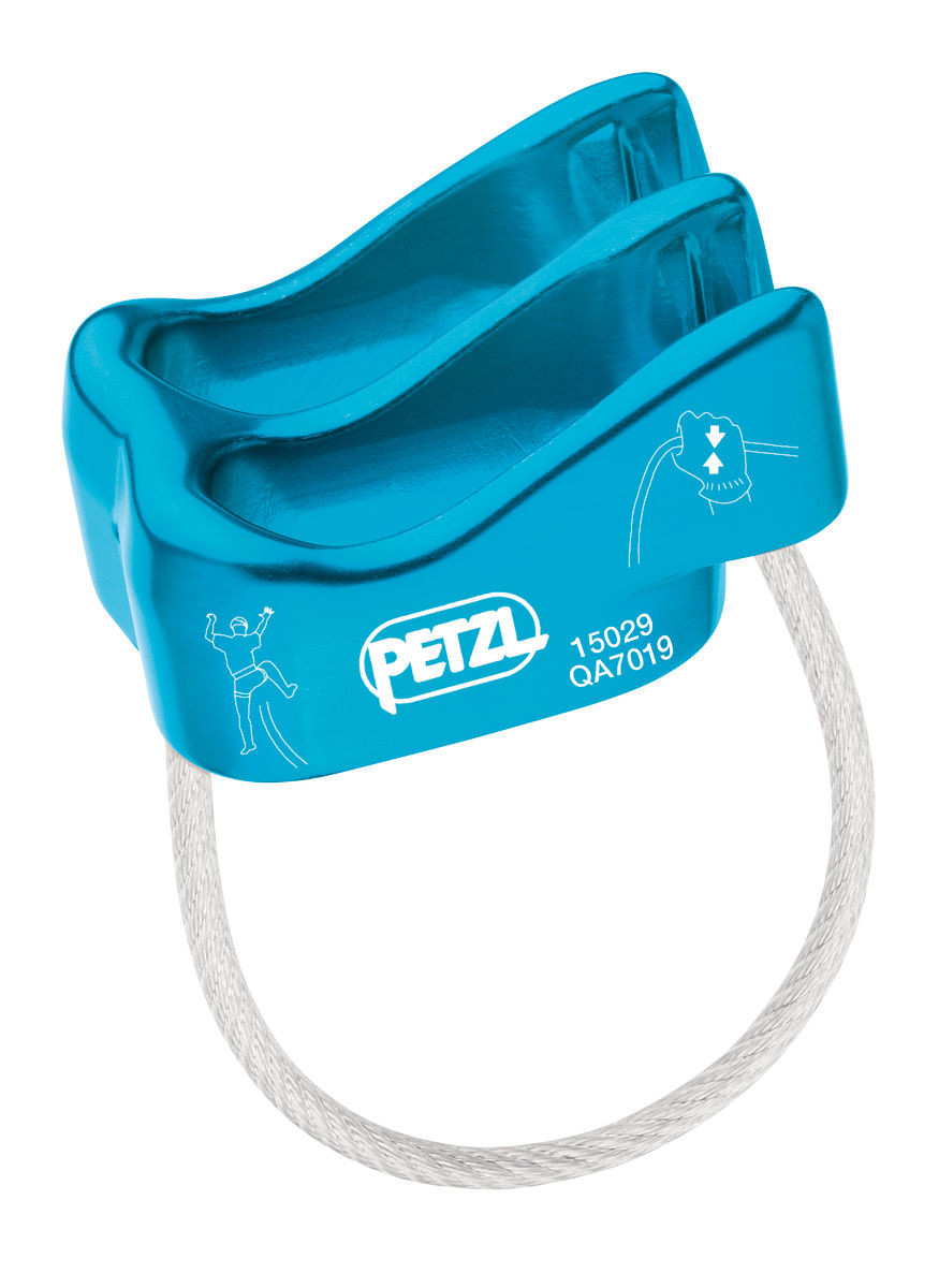 Спусковое устройство Petzl Verso D19