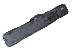 Чехол для удилищ LeRoy Sky Серый 130 см с фиксаторами