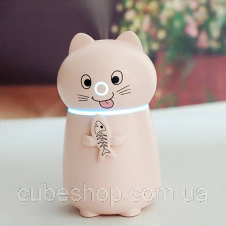 Увлажнитель воздуха Cat Pink