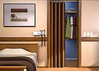 Двери гармошка под любые размеры, Более 20 цветов. Межкомнатные двери гармошка. Гарантия 100%.