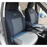 Авточохли на сидіння Kia Rio III Sedan (ділена) з 2011 р.