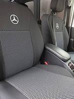 Авточохли на сидіння Mercedes W211 Е-класc з 2002-09 р.