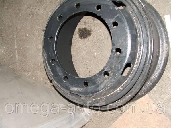 Колесо дисковий КАМАЗ Євро 8,5-20 зб. (пр-во КамАЗ) (МАЗ)