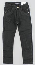 Утепленные котоновые, вельветовые брюки для девочек