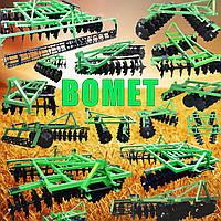 """Обновление: Бороны тракторные """"Bomet""""!"""