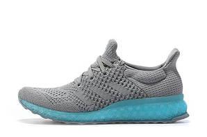 Мужские кроссовки Adidas Ultra Boost Futurecraft 3D Grey Blue размер 43 (Ua_Drop_116431-43)