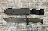 Большой тактический нож GERBFR 30,5см / 2438В для охоты и рыбалки, фото 3