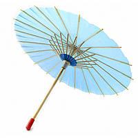 Зонт бамбук с бумагой  (d-30 см h-23 см)