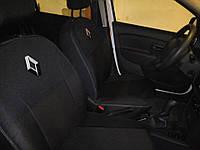 Авточохли на сидіння Renault Scenic II з 2003-09 р.