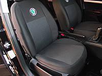Авточохли на сидіння Skoda Rapid c 2012 р.