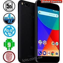 Смартфон Xiaomi Mi A1 4/32Gb Black