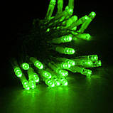ЗЕЛЕНЫЙ Светодиодные гирлянды елочные STRING LIGHT 5 м., фото 3