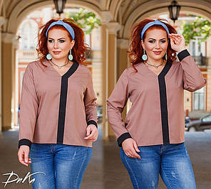 Стильная молодежная блузка, фото 2