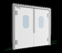 Маятниковые двери DoorHan SWD пластикового типа, фото 1