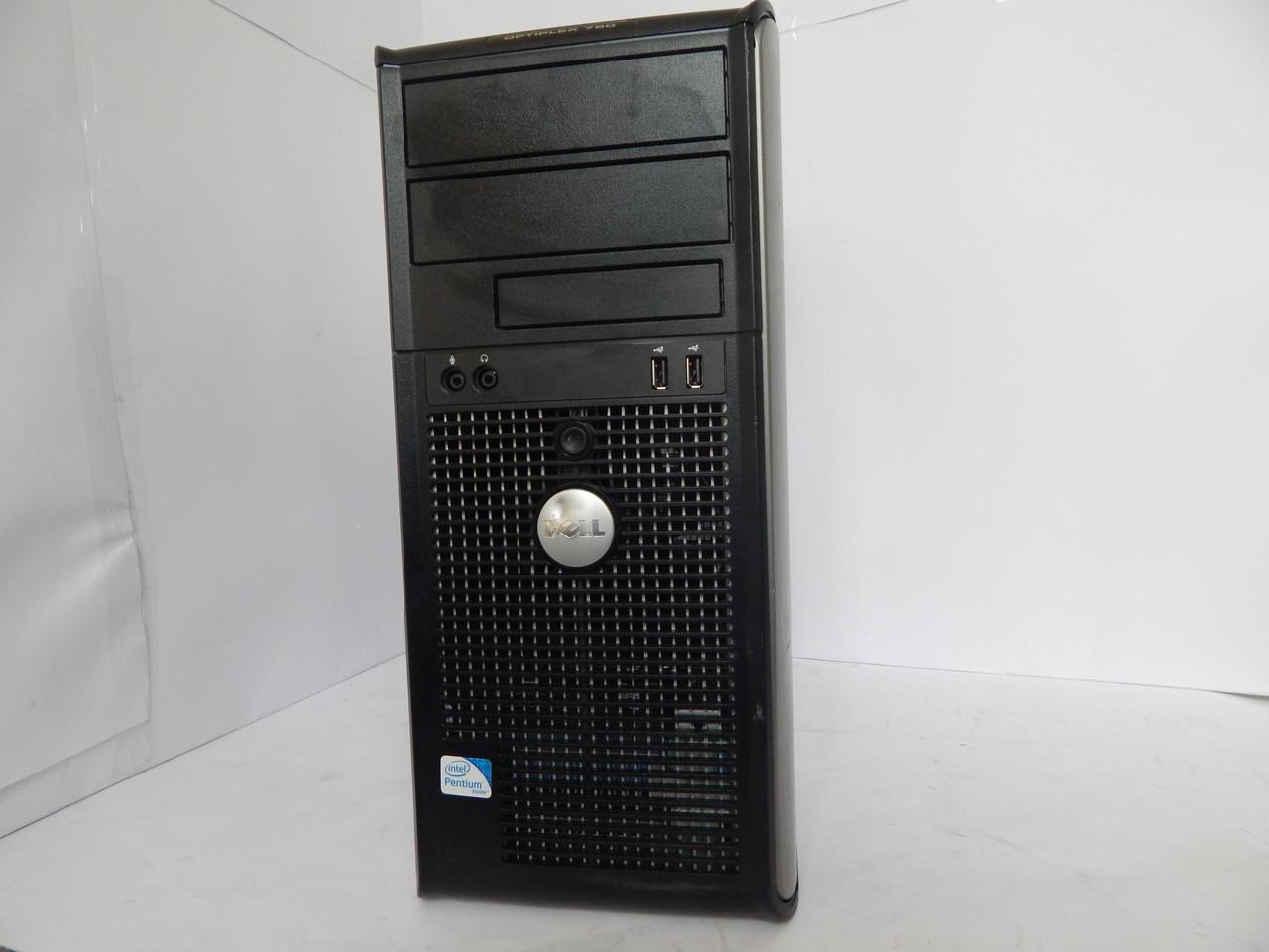 Системный блок б.у Dell Optiplex 780 проц E5300 ,RAM 2ГБ ддр3 диск 160ГБ