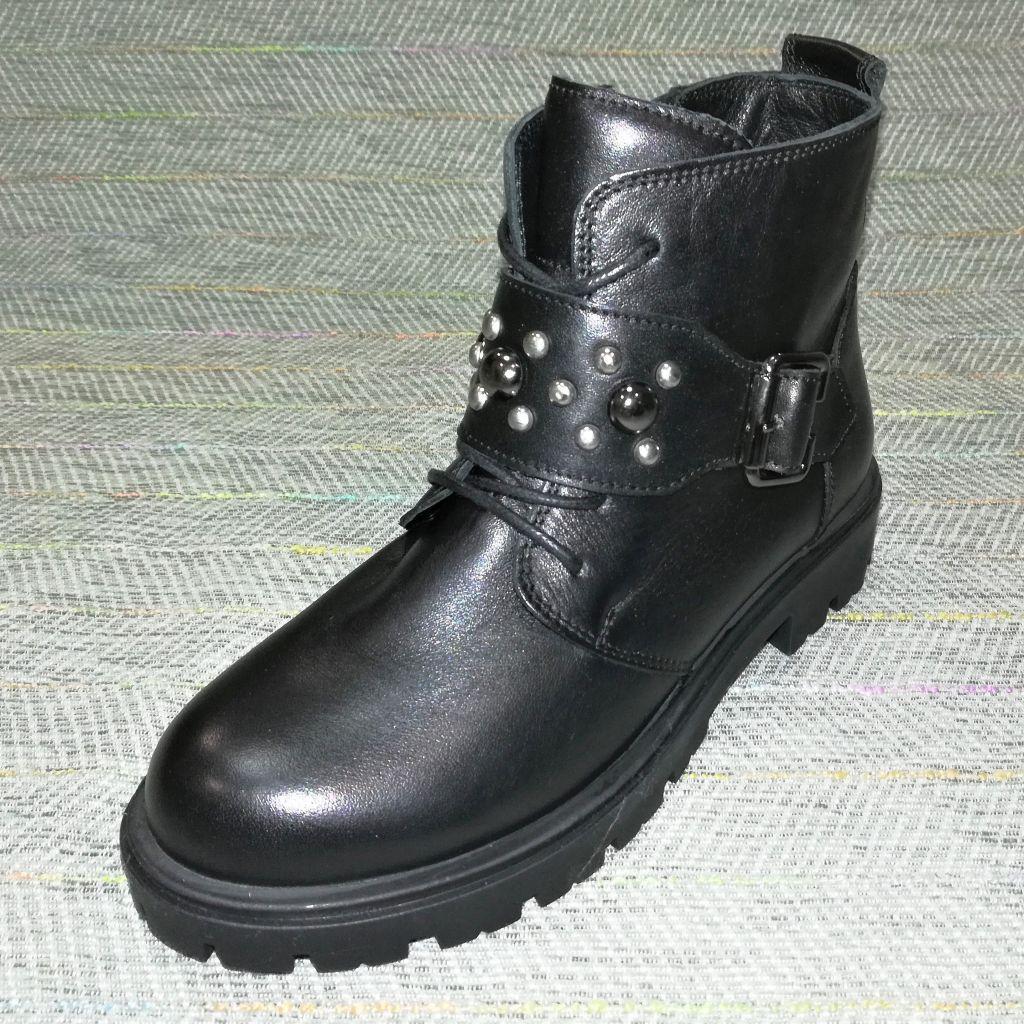 Високі деми черевики на дівчинку, LC Kids розміри: 34-38