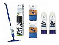 Bona Spray Mop для панелей та плитки - збільшений набір