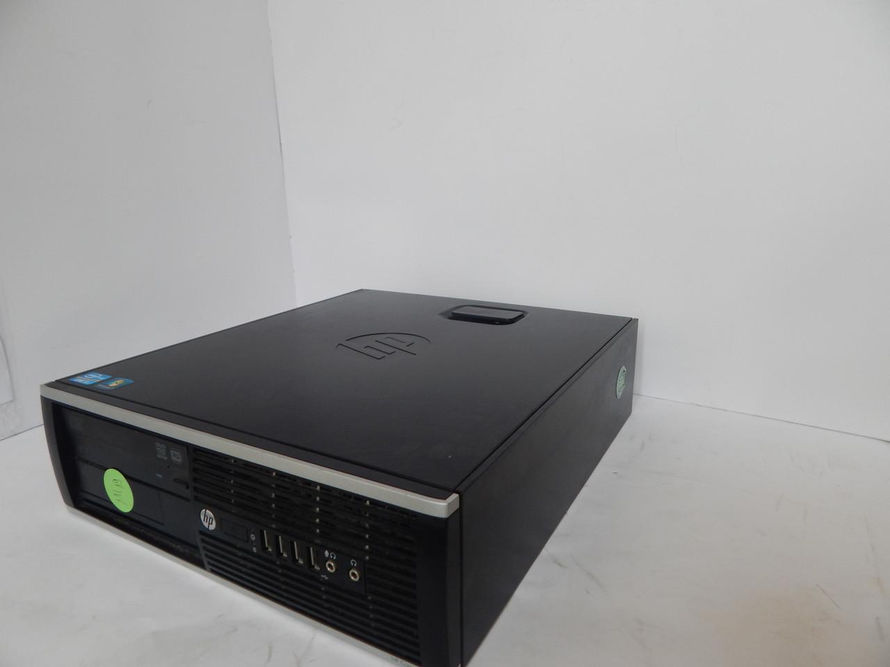 Системный блок HP 6200 sff Elite Intel G620 2.6 Ghz, 4Gb DDR3 1333, 250 Gb сокет 1155