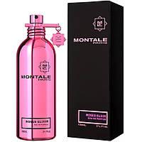 Парфюмированная вода женская Montale Roses Elixir, 100 мл