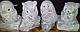 """Соляной светильник """"Сова"""", фото 3"""
