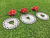 Тормозной набор (диски+суппорта) для электрквадроциклов Crosser 90505, фото 2