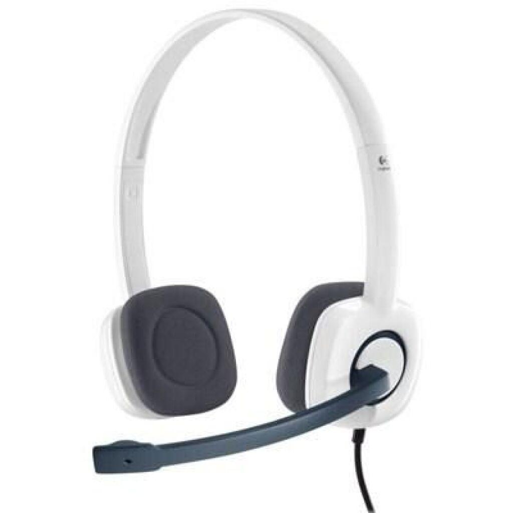 Наушники Logitech H150 Cloud White (981-000350)