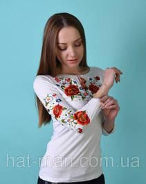 Жіночі футболки-вишиванка